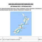 My New Zealand Itinerary