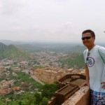 The Scenic Views at Jaigarh Fort