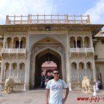 Visiting The City Palace & Hawa Mahal in Jaipur