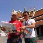 Touring BANGKOK
