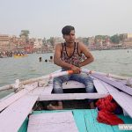My Ganges Boat Tour in Varanasi