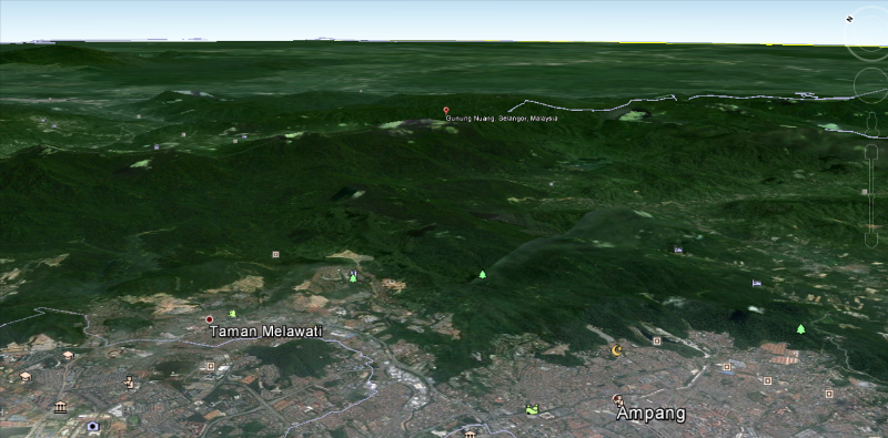Google Earth NUang