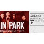 Linkin Park & Metallica Back-to-back !