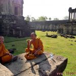 Visiting Bayon & Ta Prohm Temples of Angkor Wat