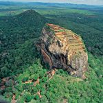 Standing on Top of Sigiriya
